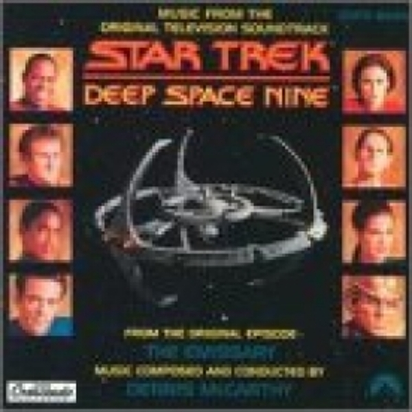 Star Trek Deep Space Nine CD