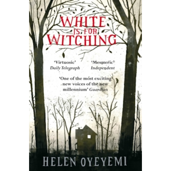 White is for Witching by Helen Oyeyemi (Paperback, 2010)