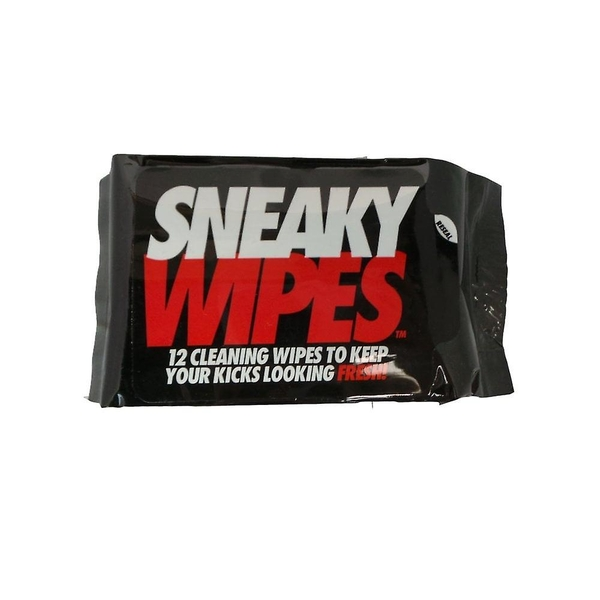 Sneaky Shoe Care Shoe Wipes