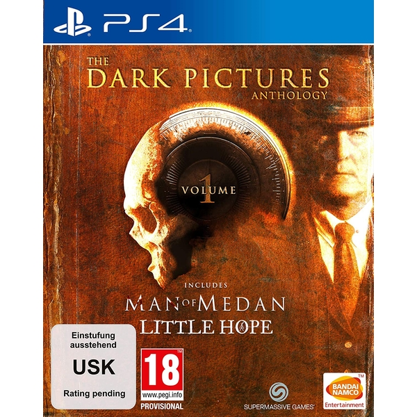 The Dark Pictures Anthology Volume 1 Limited Edition PS4 Game