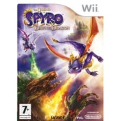 The Legend of Spyro Dawn Of The Dragon Game Wii