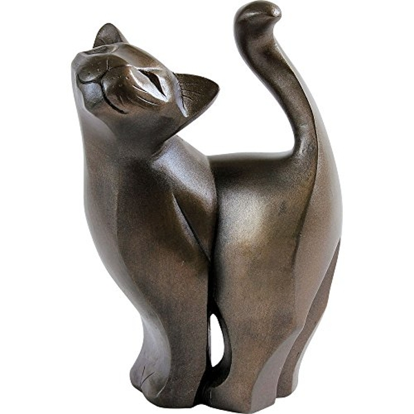 Arora Gallery Collection 8215 Cat Standing Figurine, Multicolour, One Size