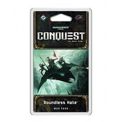 Warhammer 40,000 Conquest LCG Boundless Hate War Pack