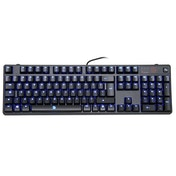 Ex-Display Thermaltake E-Sports Poseidon Z Mechanical Illuminated Gaming Keyboard Used - Like New