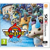 Yo-Kai Watch Blasters (White Dog) 3DS Game