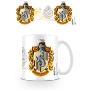 Harry Potter - Hufflepuff Crest Mug