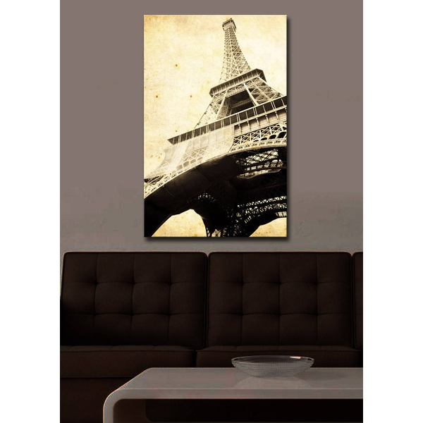 4570?ACT-1 Multicolor Decorative Led Lighted Canvas Painting