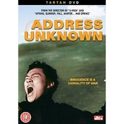 Address Unknown DVD
