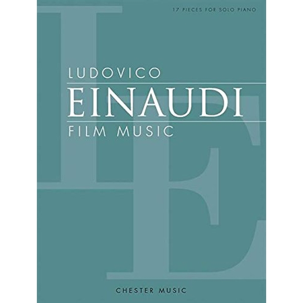 Ludovico Einaudi: Film Music by Chester Music (Paperback, 2015)