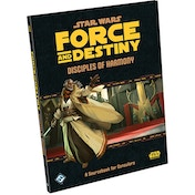 Star Wars Force and Destiny RPG Disciples of Harmony Expansion