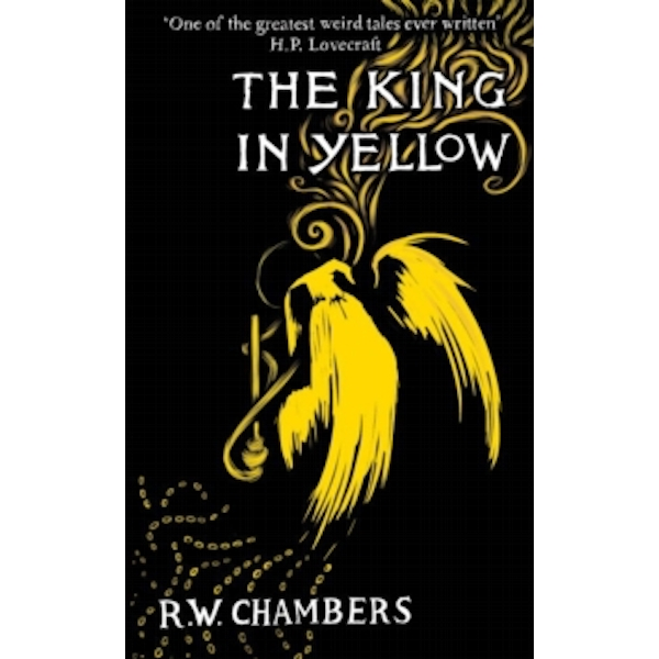 The King in Yellow (Paperback, 2017)