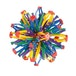 Hoberman Mini Rainbow Sphere - Image 2