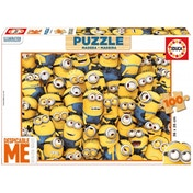 Despicable Me Minions Made 100 Piece Wooden Jigsaw Puzzle