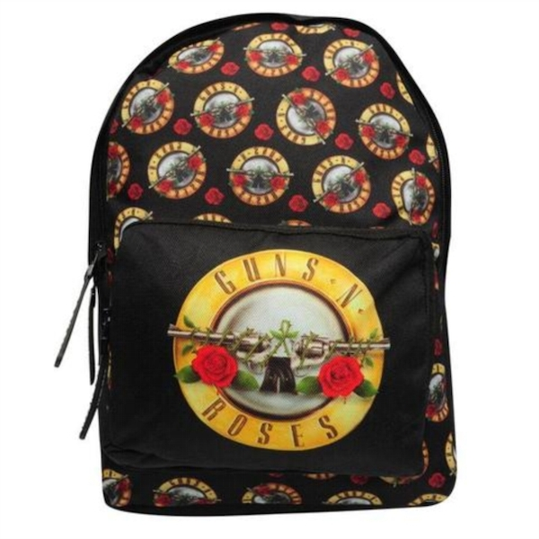 Guns N Roses - Roses Allover Kid's Rucksack