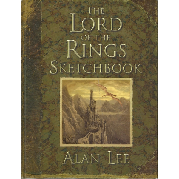 The Lord of the Rings Sketchbook by J. R. R. Tolkien, Alan Lee (Hardback, 2001)