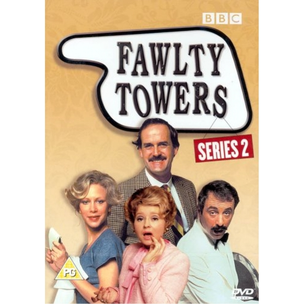 Fawlty Towers - Series 2 DVD