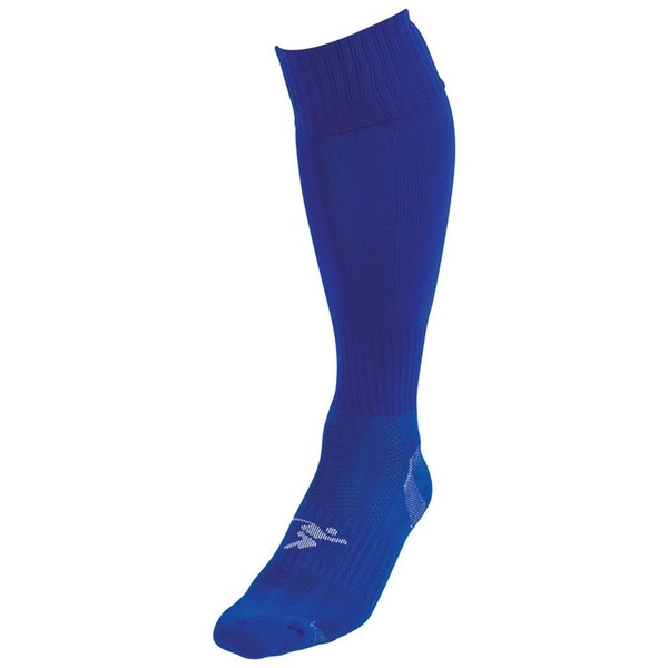 Precision Plain Pro Football Socks Royal - UK Size J8-11