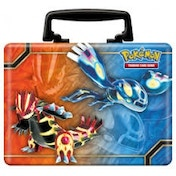 Pokemon TCG XY Collector Chest Tin