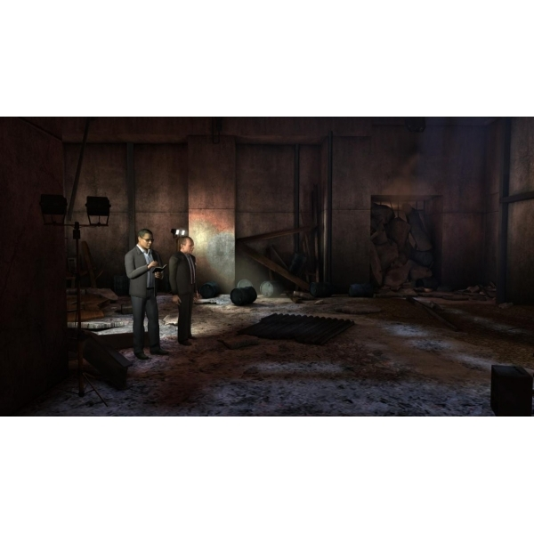 CSI Crime Scene Investigation Fatal Conspiracy Game PS3 - Image 3