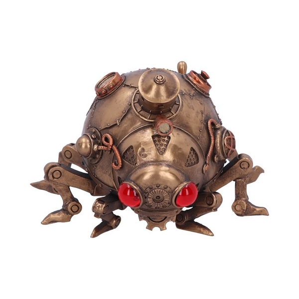 Steampunk Steam Bug Ornament