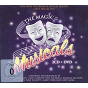 Various Artists - The Magic of the Musicals 2CD  DVD