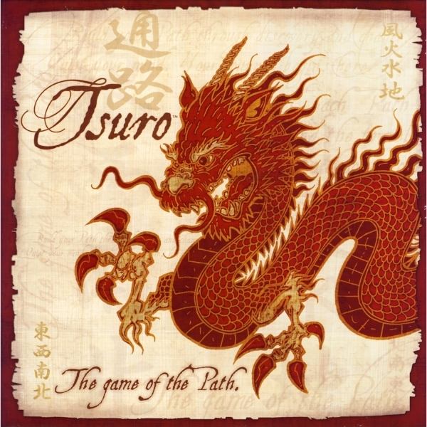Image of Tsuro The Game of the Path Board Game