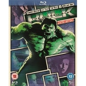 Incredible Hulk Reel Heroes Sleeve Blu-ray