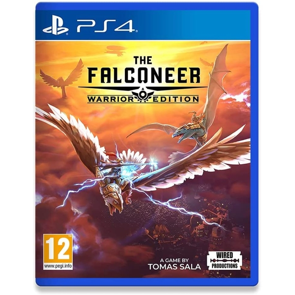 The Falconeer Warrior Edition PS4 Game