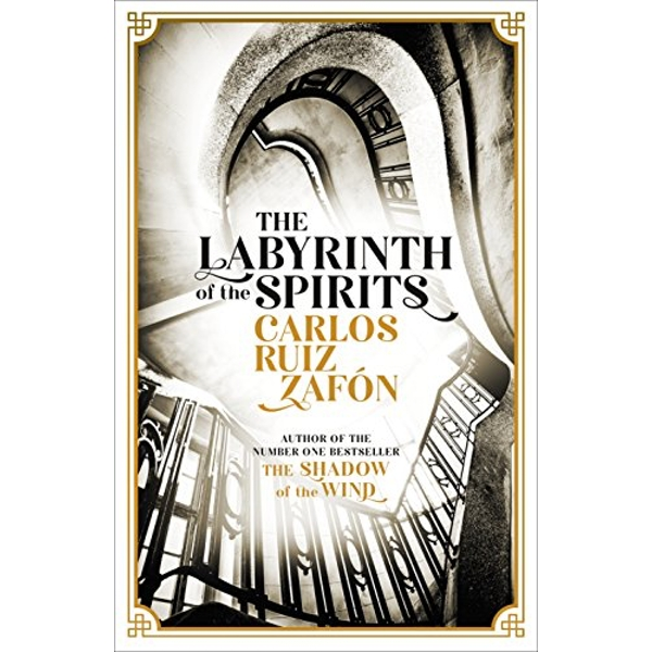The Labyrinth of the Spirits  Paperback 2018