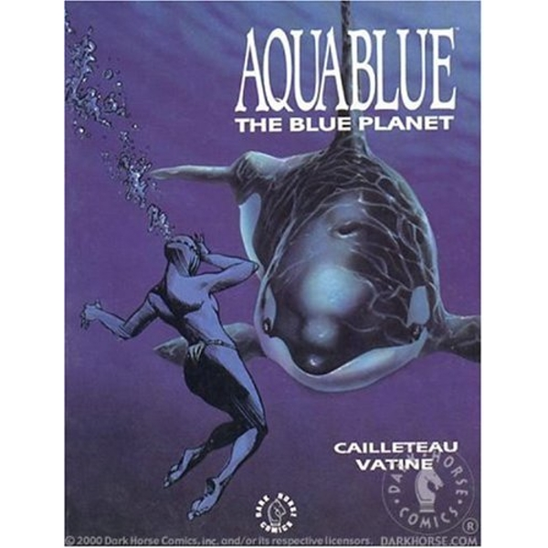 Aquablue Volume 2