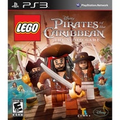 LEGO Pirates Of The Caribbean Game PS3 (#)