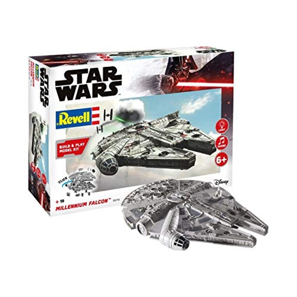 Millennium Falcon (Build & Play) Revell Model Kit