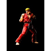 Ken Masters (Street Fighter) SH Figuarts Bandai Action Figure