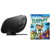 Playstation PS Vita Slim WiFi Console with Tearaway Game