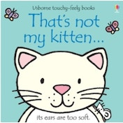 That's Not My Kitten by Rachel Wells, Fiona Watt (Board book, 2005)