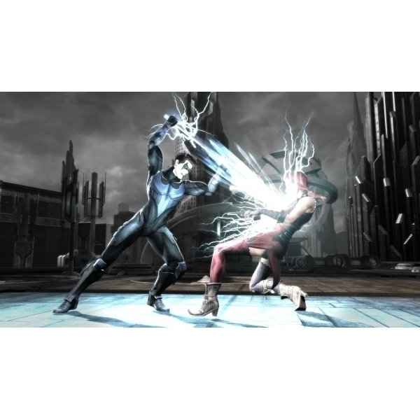 Injustice Gods Among Us Ultimate Edition Game Of The Year (GOTY) Game PS3 - Image 6