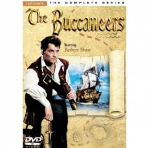 The Buccaneers The Complete Series DVD