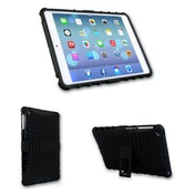 Caseflex iPad Mini 2 and 3 Tough Stand Cover - Black