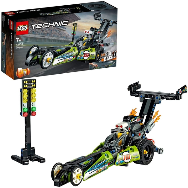 LEGO Technic: Dragster