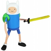 Adventure Time 5 Inch Action Figure - Finn