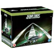 Star Trek The Next Generation - Season 1-7 Blu-ray