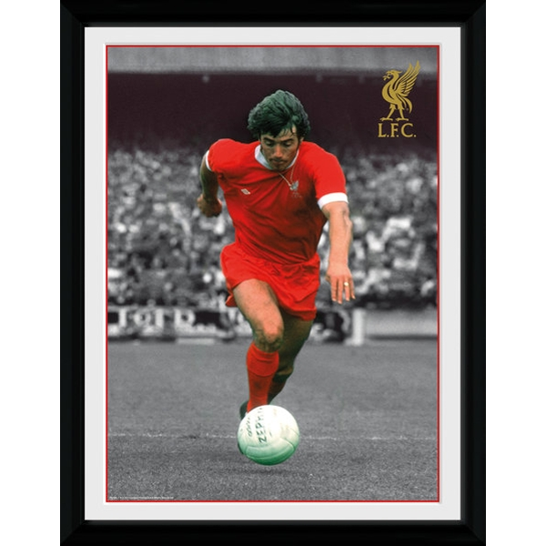 Liverpool Keegan Framed 16x12 Photographic Print