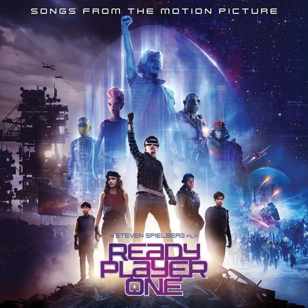 Ready Player One - Soundtrack CD