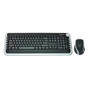 GearHead 2.4 GHz Wireless Multimedia Desktop with Laser Scroll Mouse