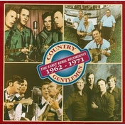 Country Gentlemen - The Early Rebel Recordings 1962-1971 Audio CD
