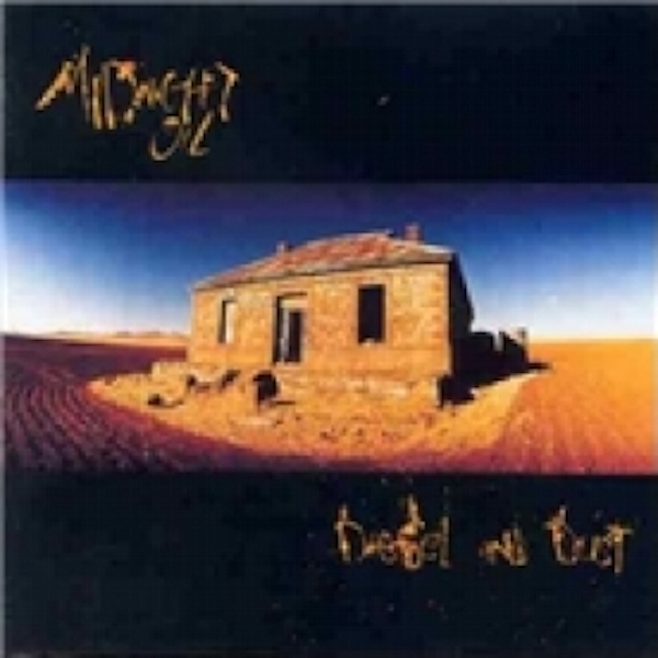 Midnight Oil Diesel And Dust CD