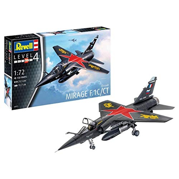 Dassault Mirage F-1C/CT Revell Model Kit