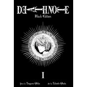 Death Note Black Edition, Vol. 1 by Takeshi Obata, Tsugumi Ohba (Paperback, 2010)