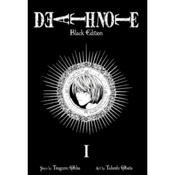 Death Note Black Edition, Vol. 1 : 1