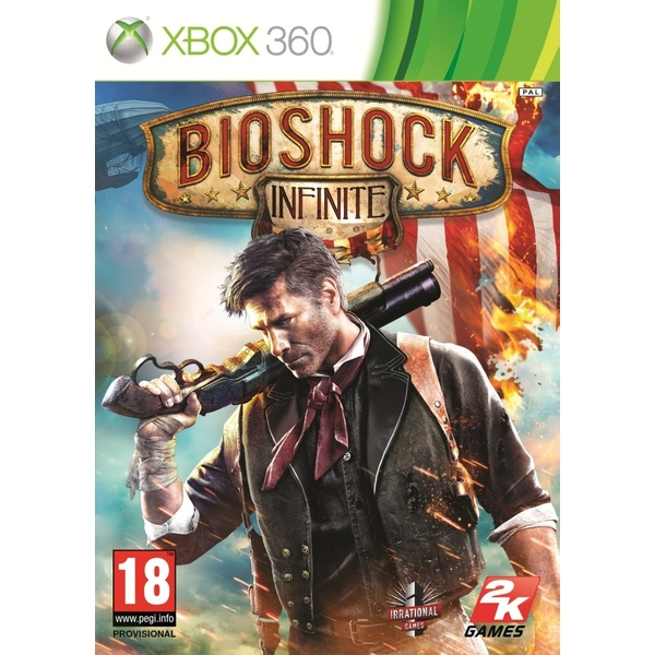 BioShock Infinite Game Xbox 360 [Used - Like New]
